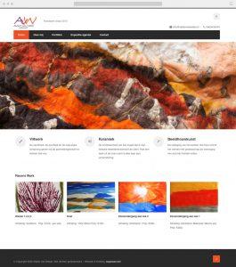 atelier van weber website