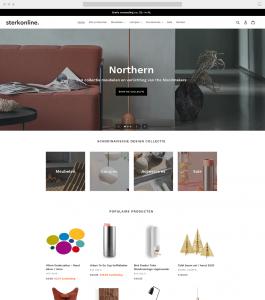 sterkonline website